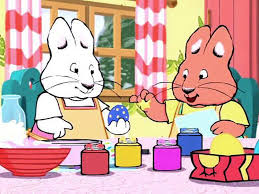 Backyardigans Worm A Decorating Easter Eggs Video Max And Ruby S3 Ep030