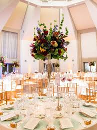 fall flowers for wedding stunning tall centerpieces for wedding receptions