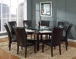 fascinating round dining room sets for 6 fancy dining room design