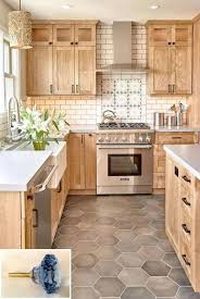 modern farmhouse kitchen with oak cabinets light oak maple cherry cabinetry and cherry wood