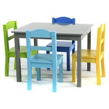 desk wooden toddler table and chairs kids table and