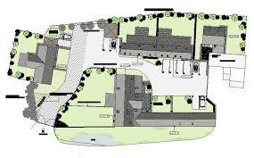 architectural site plan site plan cad layout dwg cadblocksfree cad blocks free