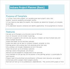 Project Plan Template Excel Free Project Plan Template 23 Free Word Excel Pdf Format