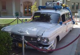 rusty car driving 11 facts about the ghostbusters ecto 1 you never knew the drive