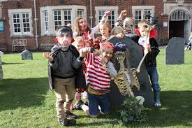 hannahs to host spooky halloween half term at seale hayne whats
