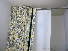 Bathroom Shower Curtains Ideas by Gorgeous Double Shower Curtain Ideas