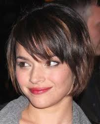 hair styles for layered thick hair over 40 beautiful short layered bob hairstyles with side bangs for thin