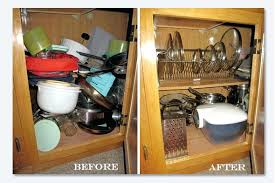 kitchen organize ideas how to organize kitchen cabinets faced