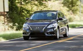nissan sentra vs hyundai elantra 2013 nissan sentra sl 1 8 test review car and driver