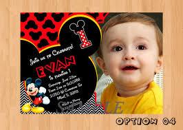 mickey mouse birthday invitations mickey mouse invitation templates 29 free psd vector eps ai