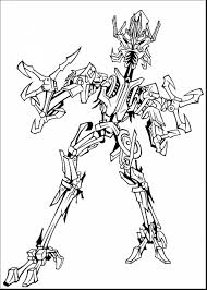 amazing transformers printable coloring pages with transformers