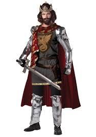 Historical Halloween Costume King Arthur Mens Historical Costume 47 99 Costume Land