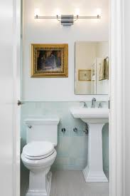 commonly and unique bathroom pedestal sink ideas image of corner