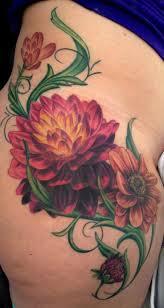 best 25 dahlia flower tattoos ideas on pinterest dahlia flowers