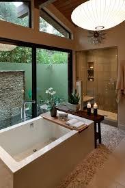 Bathtub Los Angeles Brentwood Sullivan Canyon Midcentury Bathroom Los Angeles