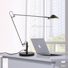 eye protection long swing arm desk lamp led table lamp office led