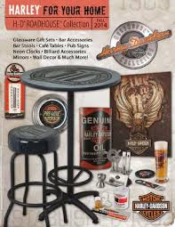 harley davidson roadhouse collection spring 2014 catalog by ace