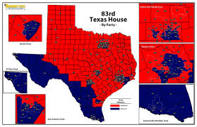 Red And Blue State Map by Looking Past The Party The Texas House Is Blue