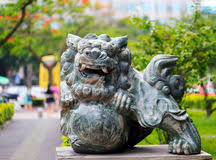 jade lion statue jade lion stock photo image of history animal jade 4276424