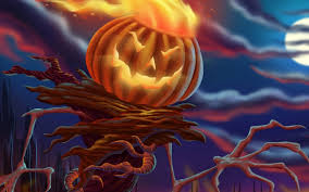 halloween pumpkin wallpaper angry pumpkin wallpaper 2560x1600 id 12705 wallpapervortex com