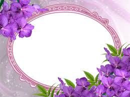 purple wedding photo frame png 24598 free icons and png backgrounds