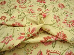 Home Decor Print Fabric Richloom Home Decor Floral Print Fabric