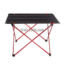 portable lightweight folding camping hiking picnic table