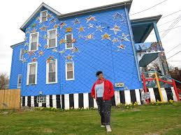 Artist House by For Minority Artists In Pittsburgh Race Plays A Factor In The
