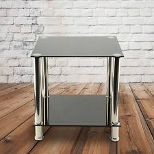 black and glass coffee table display coffee table ebay