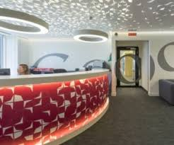 Shape In Interior Design Creative And Interactive Space For Bgt Partners Headquarters