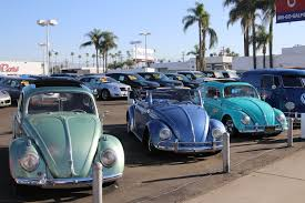classic volkswagen cars covering classic cars 6th annual galpin ford car show in van