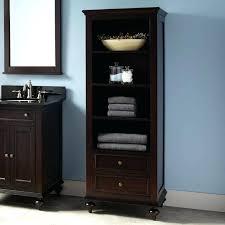 White Cabinet Bathroom Floor Standing Bathroom Cabinet Ideas U2013 Luannoe Me