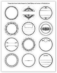 best 25 round labels ideas on pinterest printable labels blank