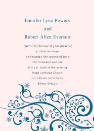 Invitation Card Templates Free Marriage Invitation Card Format In Word Wedding Invitations