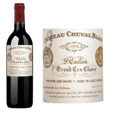 learn about chateau cheval blanc 1976 château cheval blanc bordeaux libournais st