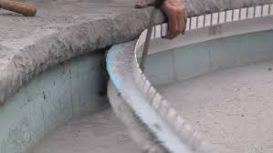 concrete countertop solutions announces new pool coping forming