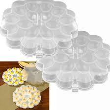 deviled egg plate target 2 sets of deviled egg carriers just 6 99 shipped