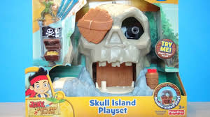 jake neverland pirates skull island disney fisher price