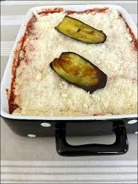 comment utiliser la ricotta en cuisine gratin d aubergines à la ricotta a la table de gaelle