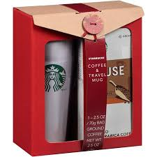 buy starbucks assorted coffee gift set 3 pc in cheap