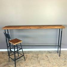 Reclaimed Wood Console Table Reclaimed Wood Console Table Overstock Diy Canada Barn U2013 Launchwith Me