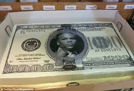 money cake designs floyd mayweather tweets picture of money and birthday cake daily