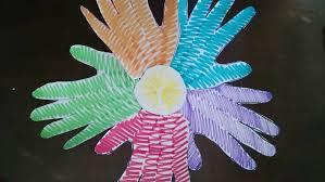 paper heart fox craft for kids crafty morning loversiq
