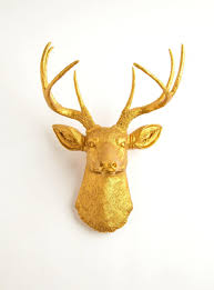 deer head home decor moose wall decor gallery home wall decoration ideas