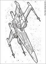 star wars force awakens coloring pages coloring book
