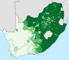 North Africa Map Quiz by Race Ethnicity And Language In South Africa World Elections