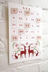 advent calendar wood tree 24 ornaments box xtra doors