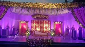 wedding backdrop set up tips to make sure that setting up a reception stage decoration is