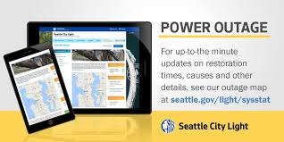 seattle city light seattle wa seattle city light on twitter crews are responding to an outage