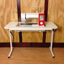 gidget sewing machine table how to set up your affordable sewing table youtube